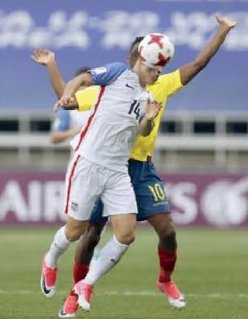 Mundial: Francia festeja y Ecuador cede un empate