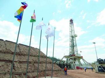 Chuquisaca tiene menos potencial hidrocarburífero que Tarija y Santa Cruz