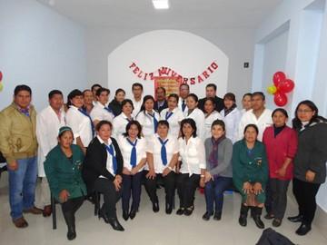 Hospital IPTK celebró su XIII aniversario