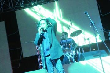 Rock y reggae en la serenata al 25 de Mayo