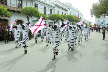 Fiestas de Mayo culminan con armonía