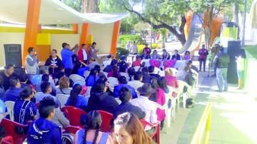Parque Bolívar estrena patio de comidas
