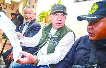 Condenan a cinco años a ex director del Fondioc