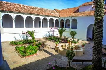La señorial casa del Museo Colonial Charcas