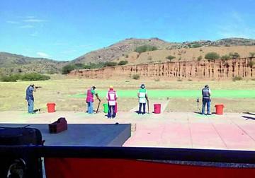Sucre saca ventaja en el Nacional de Tiro