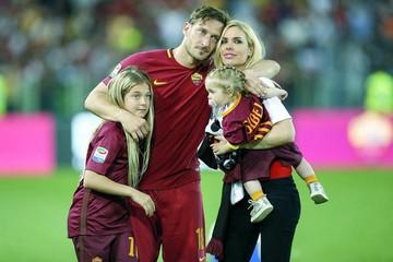 "Totti, el ""Capitano"" eterno de Roma se despide"