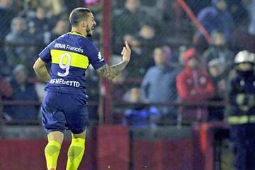 Boca mantiene la punta en el fútbol argentino