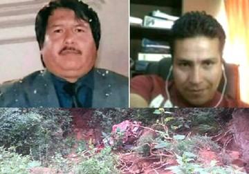 Encuentran los cuerpos de dos personas que estaban desaparecidas cerca de Monteagudo