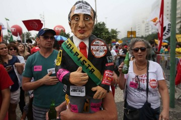 Brasil: ¿Riesgo de contagio?