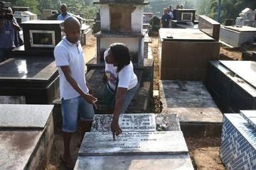 Desaparece el cuerpo de Garrincha del cementerio donde estaba enterrado