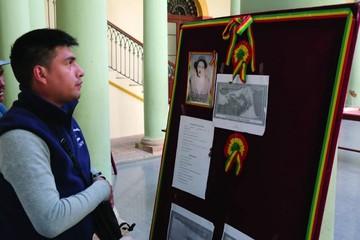 Exponen reliquias de la Guerra del Chaco