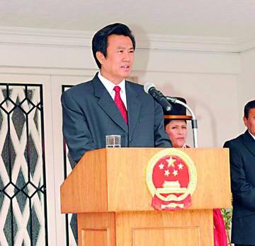 Tres bancos de China interesados en tren bioceánico