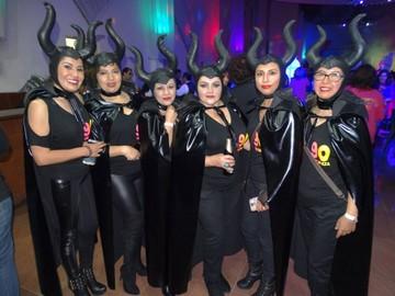 Reunión de ex promociones del colegio María Auxiliadora