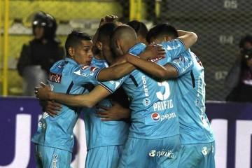 Bolívar se clasifica con lo justo en la Copa Sudamericana