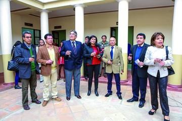 Inauguración de Centro de Salud Universitario