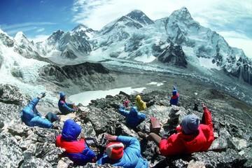 El Monte Everest, un peligro para alpinistas