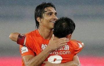 Sufrida victoria del equipo  de Martins en China