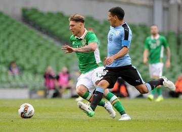 Irlanda se impone a Uruguay en amistoso