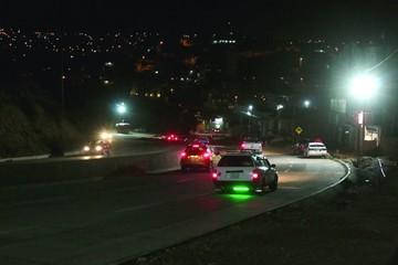 Aclaran que luminarias en avenida son provisionales