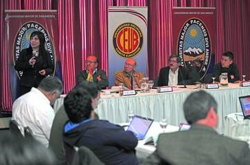 Judiciales: El CEUB exige cambiar reglamentación