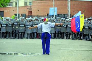 Venezuela: Violencia se salda con nueva muerte