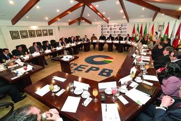 Evo y empresarios privados crearán Consejo Económico