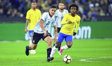 Sampaoli se estrena en Argentina con triunfo sobre Brasil