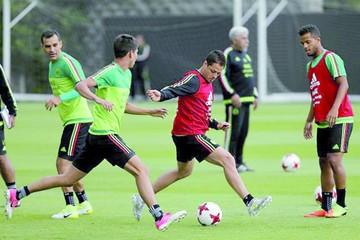 México puede hoy asegurar su pasaje al Mundial 2018