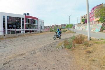San Juan de Dios Alto pide más áreas de equipamiento
