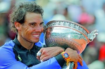El Rey de Roland Garros