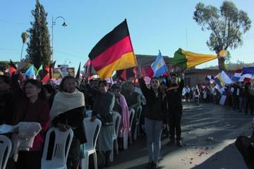 Emotiva celebración reúne  a feligresía en Corpus Christi