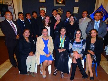 Aniversario de Club Rotary La Plata