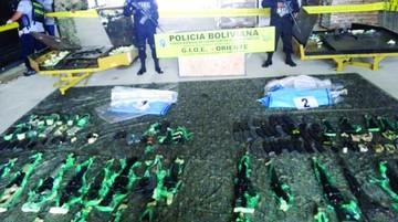 Brasil: Cae traficante de armamento americano