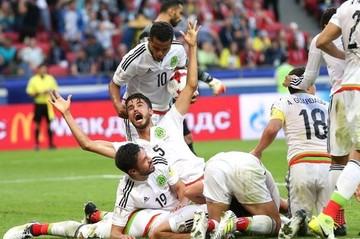 México logra agónico empate ante Portugal en Copa Confederaciones