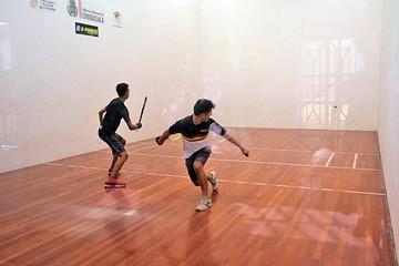 Raquetbolistas agarran ritmo para nacionales