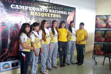 Seis equipos jugarán el clasificatorio a la Liga Superior de Básquetbol