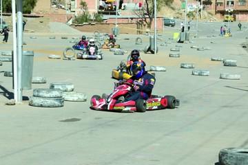 Karting: Nacional en suspenso