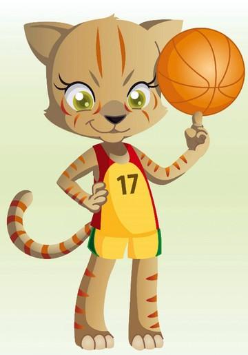 Fely es la mascota oficial