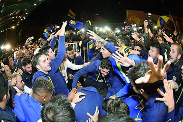 Boca se corona campeón
