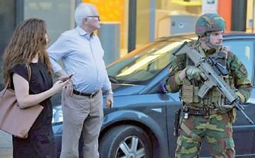 Bélgica investiga ataque en estación de Bruselas