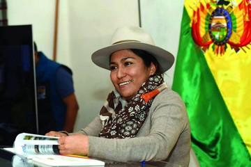 Marianela Paco se allana a investigación sobre BTv