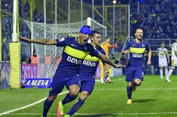 Boca celebra con empate