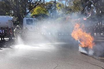 Recuerdan la prohibición de encendido de fogatas en San Juan; habrá control estricto