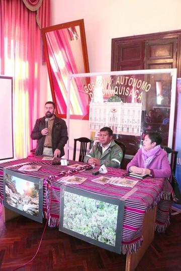 Lanzan guía turística del área protegida El Palmar