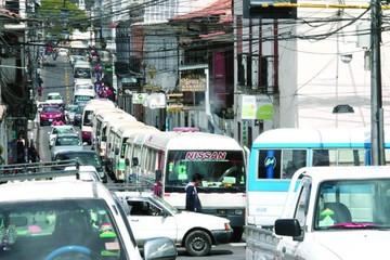 Micreros suspenden paro y dialogan con el Alcalde
