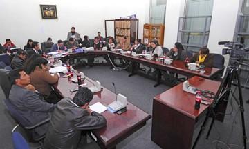 Judiciales: Habrá sesión para nueva convocatoria