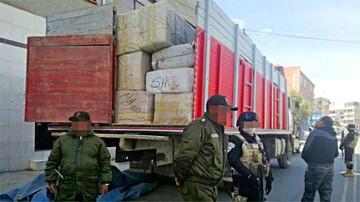 El Alto: Envían a prisión a policías por recibir soborno