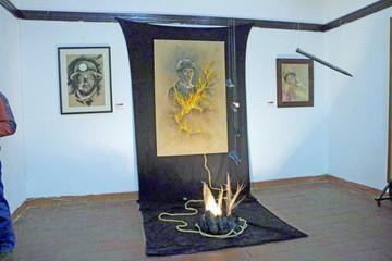 Masacre de San Juan en pinturas