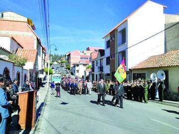 Falso rumor agitó a policías en puertas de su aniversario