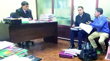 Taladros: Achá continúa en celdas, falta custodio